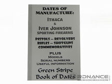 Dates of Manufacture: Ithaca & Iver Johnson Sporting Firearms (Reprint)