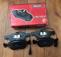 FERODO 4 PLAQUETTES FREINS AVANT NEUF FDB1052 ALFA ROMEO GTV, 146, 156,  N5164
