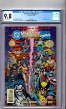 DC vs MARVEL#1 9.8 CGC WP ' Ya BABY'.Let..the..ACTION BEGIN! 1st..App..Access!