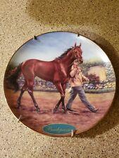 Buckpasser Plate Horse By Susan Morton