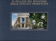 ARTE ROMA IL PALAZZO DEL MINISTERO DELLE ATTIVITÀ PRODUTTIVE 2005 ARCHITETTURA