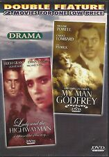 Lady and the Highwayman / My Man Godfrey Double Feature (DVD)