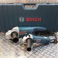 BOSCH Winkelschleifer Set GWS 22-230 JH  + GWS 850 C in Handwerkerkoffer NEU