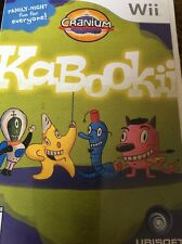 Kabooki (Nintendo Wii) Complete FAST SHIPPING Family Game