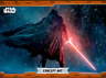 2020 TOPPS CHROME CONCEPT ART ORANGE KYLO REN Star Wars Card Trader Digital
