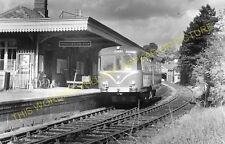Tetbury Railway Station Photo. Culkerton, Rodmarton and Kemble Line. GWR. (2)