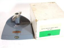 Boxed KENT SINGLE HOLE DRILL No. 0313 Leather hole punch BOE