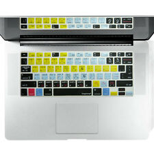 Serato Scratch Live Toggle Shortcut Keyboard Cover Skin For Macbook Pro 13 15
