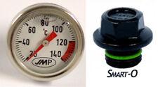 For Honda XR 600 R 1985 Smart-O Reusable Drain Plug Bolt & Oil Temperature Gauge