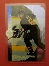 Jaromir Jagr (Penguins) 1995-96 Be A Player hockey Lethal Lines