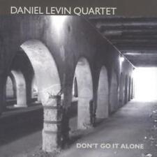 Daniel Levin Quartet : Don't Go It Alone CD (2003) ***NEW***