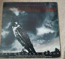 THE FALCON AND THE SNOWMAN VINYL SOUNDTRACK LP - PAT METHENY GROUP