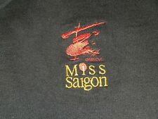 Miss Saigon Broadway Musical Shirt #1 2XL