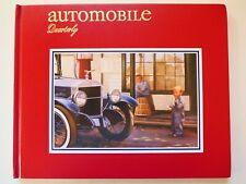 Automobile Quarterly Volume 40 No.3 August 2000 - Fiat 600, Chrysler