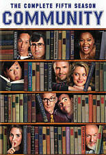 Community: The Complete Fifth Season (DVD, 2014, 2-Disc Set)