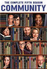 Community: The Complete Fifth Season (DVD, 2014, 2-Disc Set)
