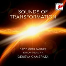 Herman, Yaron/Geneva Camerata-Sounds of Transformation CD NUOVO