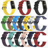 Replacement SPORT Style Silicone Rubber Band Strap Wristband For Fitbit CHARGE 3