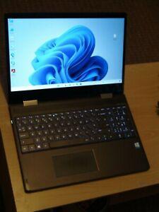 """Hp Envy x360 15-bq051sa 15.6"""" Touchscreen Laptop -  New Windows 11 (2021 year)"""