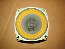 RMS - White Speco G86-TG In-Ceiling Stereo Speaker PMPO 5W // 10W 8 Woofer