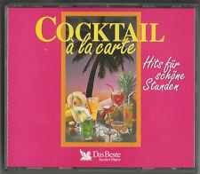 Cocktail à la carte - 4-CD Reader`s Digest - Hits für schöne Stunden
