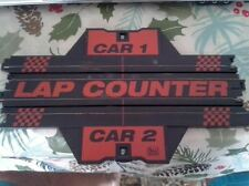 New Indy Autoworld 9 inch Lap Counter Track HO Slot Car  / Works with Tomy AFX