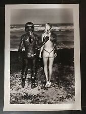 Helmut Newton - Poster Druck 42cm x 59 cm