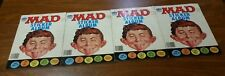 VINTAGE 1983 LOT OF 4 VINTAGE FLEER MAD STICKER ALBUM BOOKS