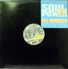 "Spensane - Soul Power '96 12"" Mint- RZE 0219 Vinyl 1995 Record"