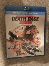 Death Race 2050 Bluray 1 Disc Set ( No Digital HD) In Hand Ready To Ship
