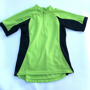 Canari Full Zip Cycling Jersey Womens Size Medium