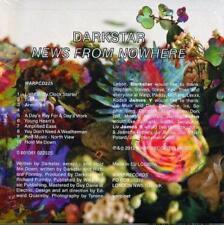Darkstar - News From Nowhere (NEW CD)