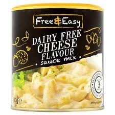 FREE & Easy formaggio Salsa MIX 130 g (confezione da 6)