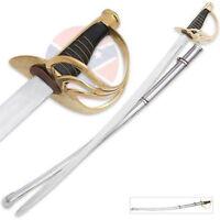 """1860 Saber American Replica Civil War Calvary Sword Handmade 40.5"""""""