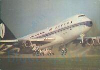Sabena Belgian World Airlines Boeing 747 Dantinne