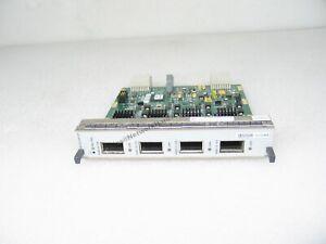 Juniper MIC-3D-4XGE-XFP 4-Port 10G XFP Modulal Interface Card - 1 Year Warranty