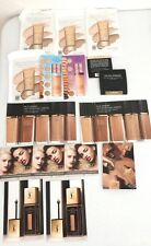 Lancome/Tarte/Estee Lauder/Urban Decay/YSL/Jane Iredale Foundation Samples 16 pc
