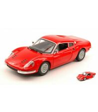 FERRARI DINO 246 GT 1969 RED 1:24