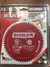 Tooth Non Ferrous Metal Plastic Cutting Saw Blade With 5/8 D0756n