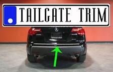 Acura MDX 2007 2008 2009 Chrome Tailgate Trunk Trim