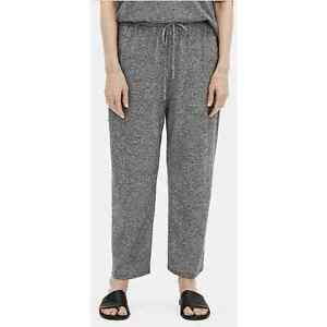 Eileen Fisher Cotton Hemp Melange Slouchy Pant M