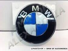 BMW Genuine 1 Series E82 E88 Trunk Emblem Badge 7166445