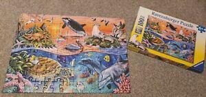 Ravensburger sealife 100 piece jigsaw
