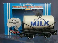 """HORNBY RAILWAYS MODEL No.R105.      """"TIDMOUTH"""" MILK TANK           MIB"""
