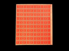 J79 POSTAGE DUE 1/2cent US Stamps MNH Sheet VF to XF++  CV$155++ RARE++Nice L@@K