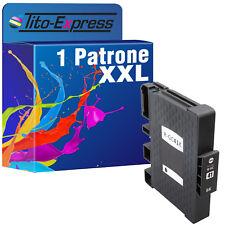 1x GEL-CARTUCCIA XXL BLACK ProSerie per RICOH gc-41k sg3100 sg3110 sg7100 sg-k3100