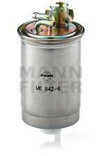 Kraftstofffilter - Mann-Filter WK 842/4