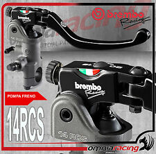 BREMBO RCS 14x20x18 Universal Radial Brake Pump Master Cylinder ref. 110A26345
