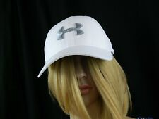 Under Armour Golf White Baseball Cap Size Large / X-Large Unisex