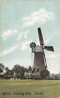 POSTCARD   ESSEX   WHITE  RODING  Mill